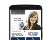 Have you heard of the Mutua Universal App? We explain its advantages