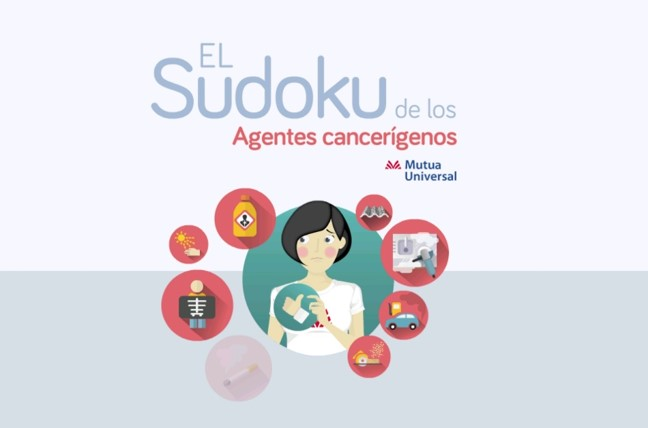 All the information on the App Sudoku Carcinogenic Agents